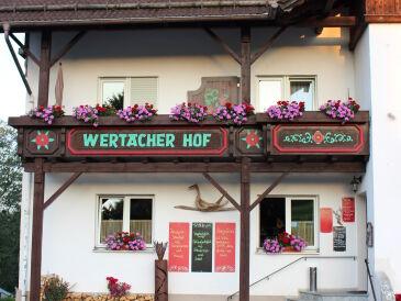 Ferienwohnung Wertacher Hof