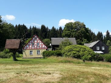 Holiday house 2 auf dem Ferienhof Zollfrank