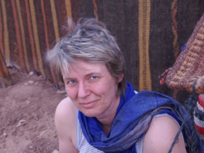 Ihr Gastgeber Agnes Hessel