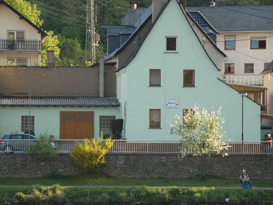 Das Ferienhaus am Moselufer
