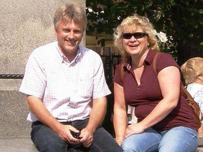 Ihr Gastgeber Ilse und Andreas Thamm