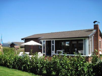 Traum-Ferienhaus mit Luxuskamin und Wintergarten