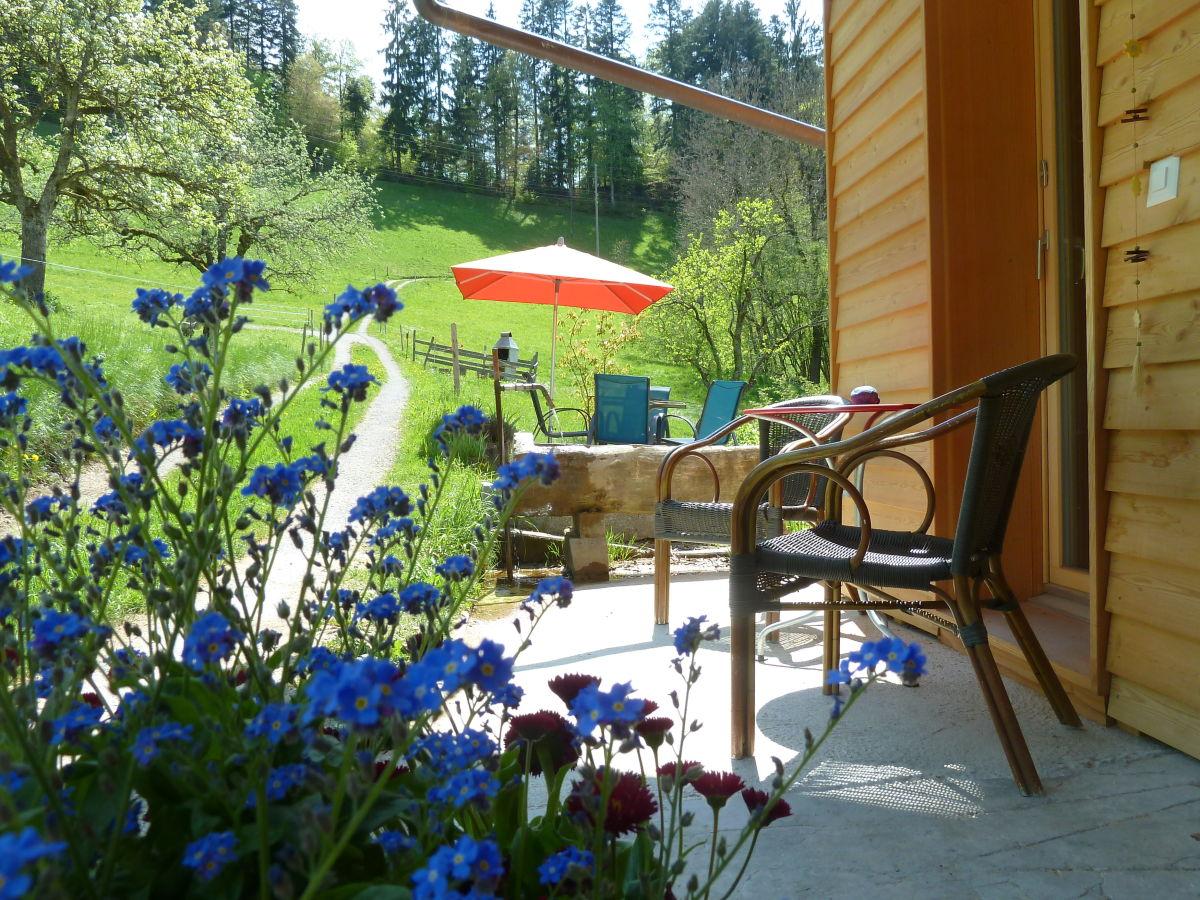 ferienwohnung sinn im ferienhaus sinnpathie goldiwil. Black Bedroom Furniture Sets. Home Design Ideas