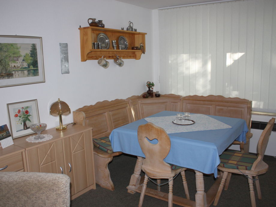 Das Wohnzimmer