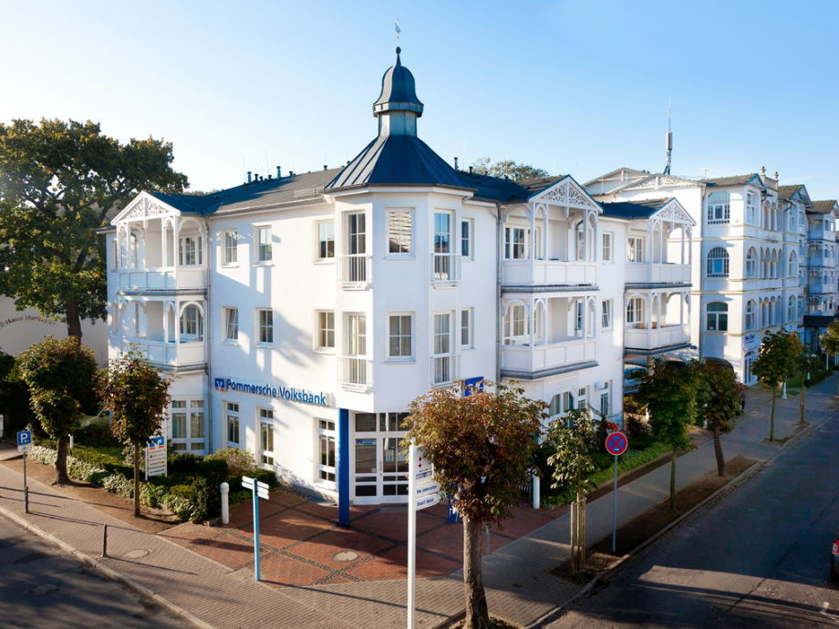 Villa Volksbank im Ostseebad Binz
