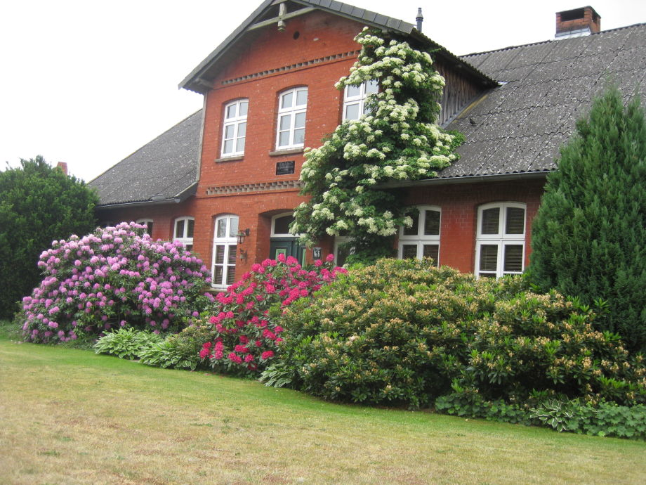 Hof Marunde Hausfront