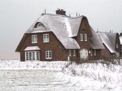 Landhaus Wattwiesen (friesisch)