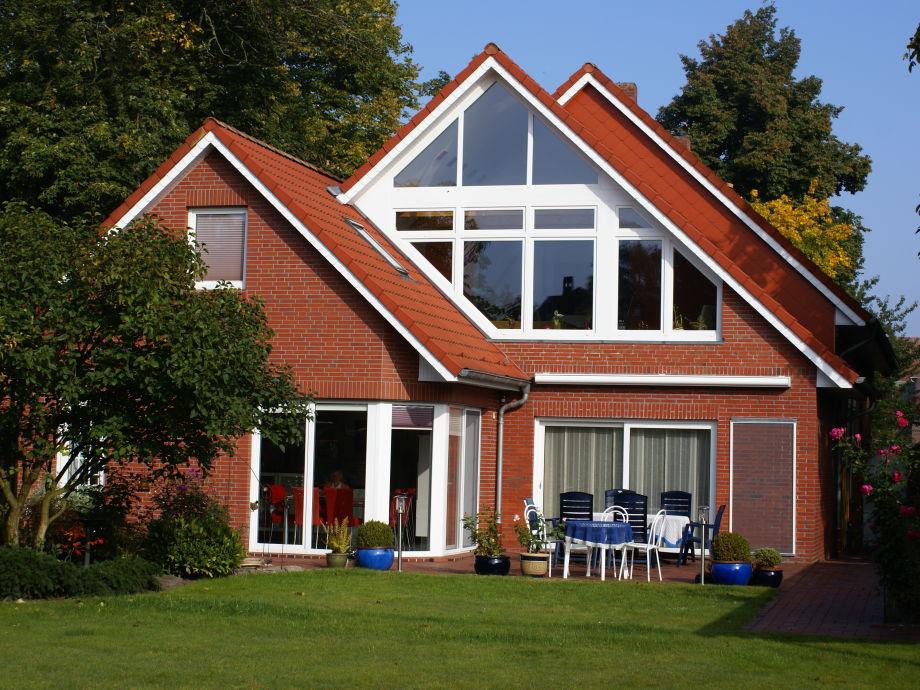 Haus-Gartenseite