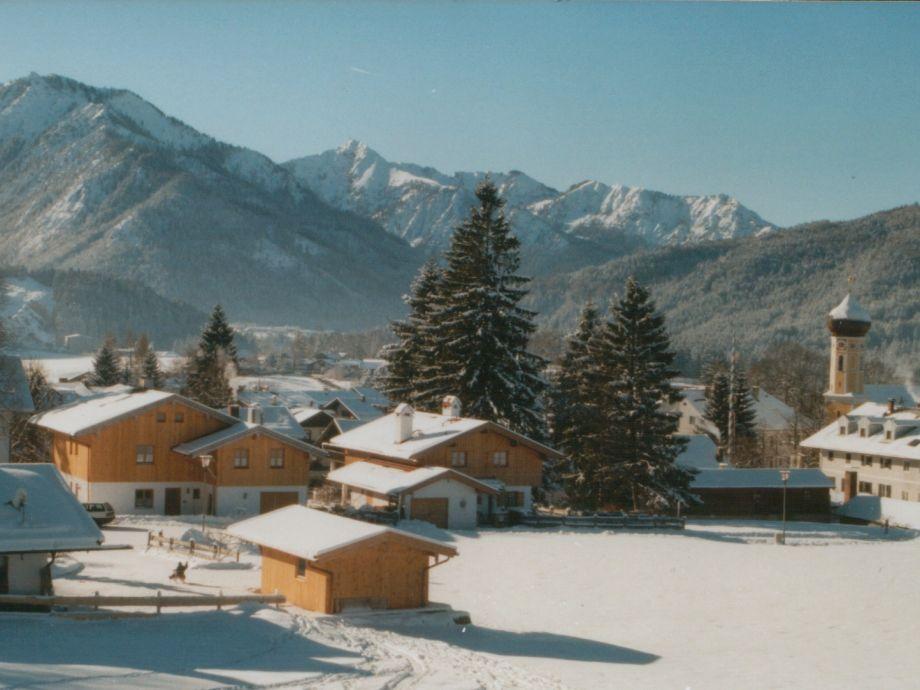 Fischbachau im Winter