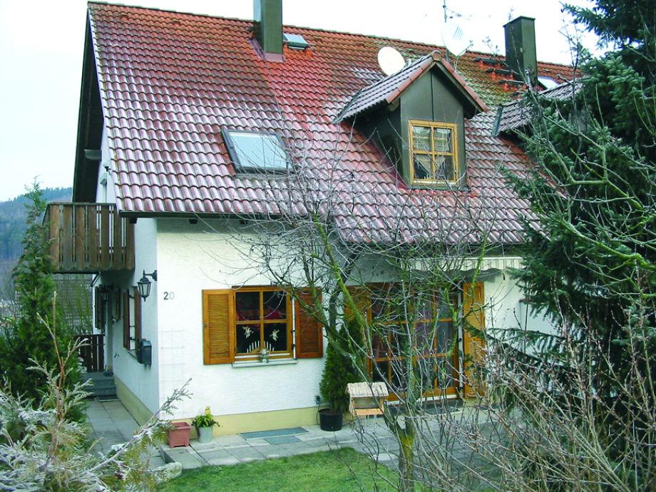"""Ferienhaus """"Hanne"""" im Winter"""