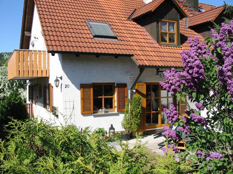 Haus Hanne im Sommer