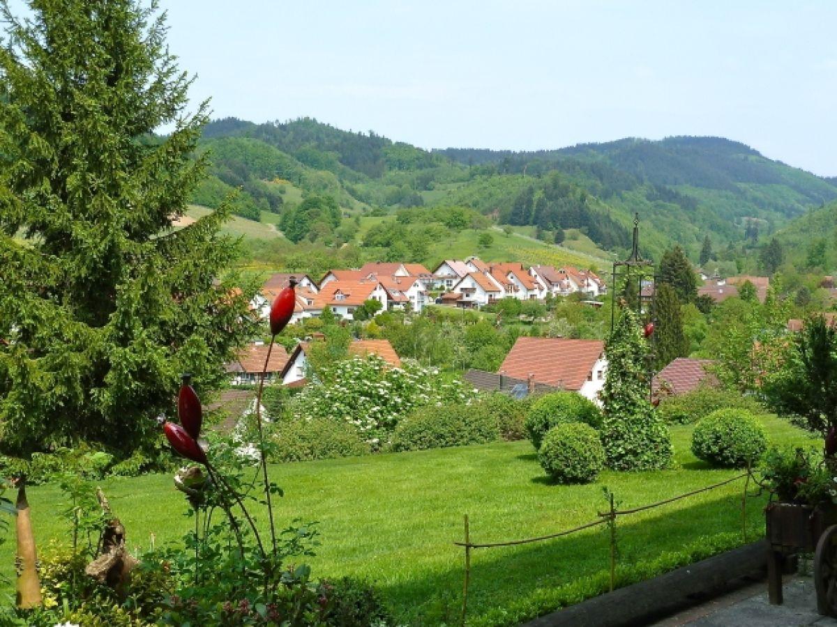 Ferienwohnung Haus Margrit Mittlerer Schwarzwald Frau