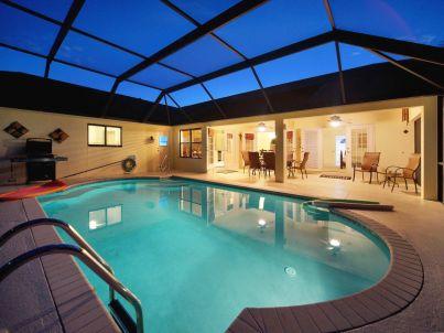 Florida Dream mit Billardtisch