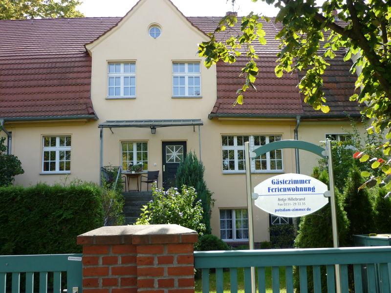 Gästezimmer Antje Hillebrand