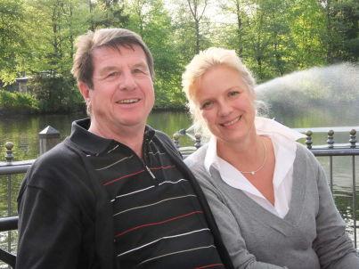 Ihr Gastgeber Karin und Werner Braun