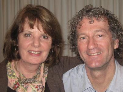 Ihr Gastgeber Rob und Lieke Koenen