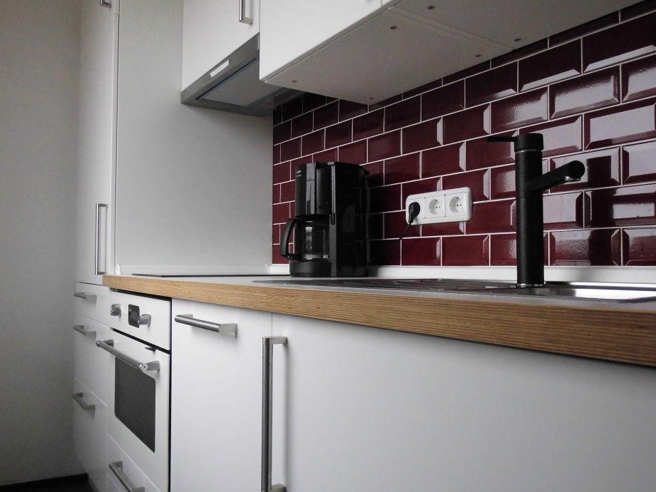 neue separate Küche
