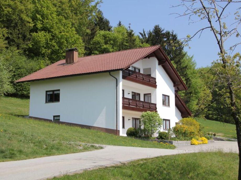 Das Ferienhaus - Wohnung ist im gesamten Dachgeschoss