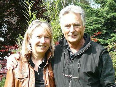 Ihr Gastgeber Peter und Gabriele Schenk
