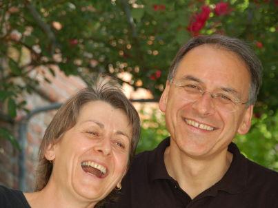 Ihr Gastgeber  Mattia Raschèr & Doris Wetter