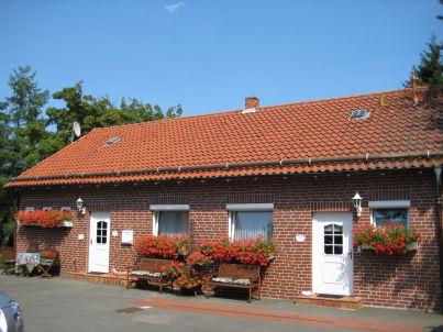 A - Ferienhaus im Garten