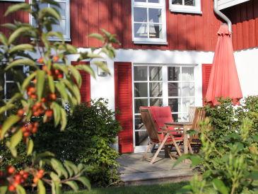 Ferienhaus Haus Krummhörnchen