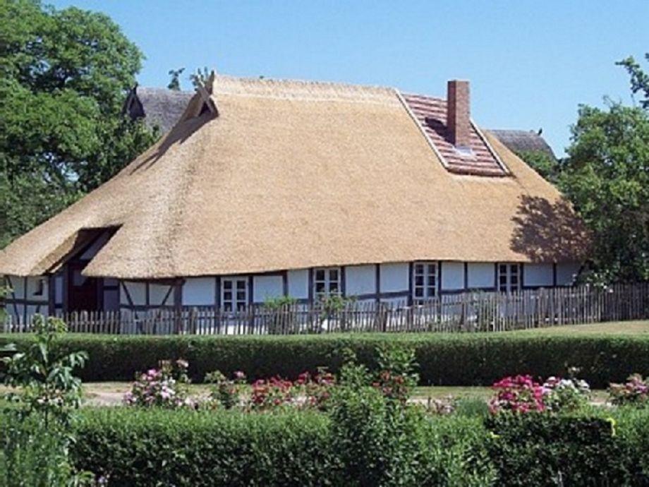 Reetdachkate in Klocksdorf