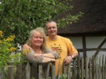 Ihr Gastgeber Britta und Holger Zimmermann