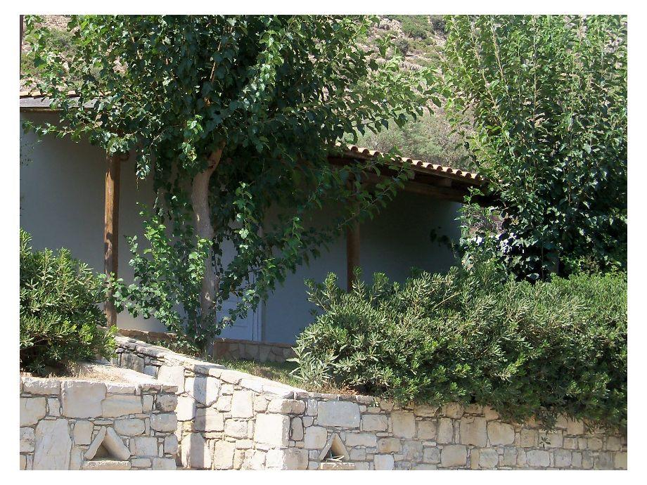 Außenaufnahme Villa Gea