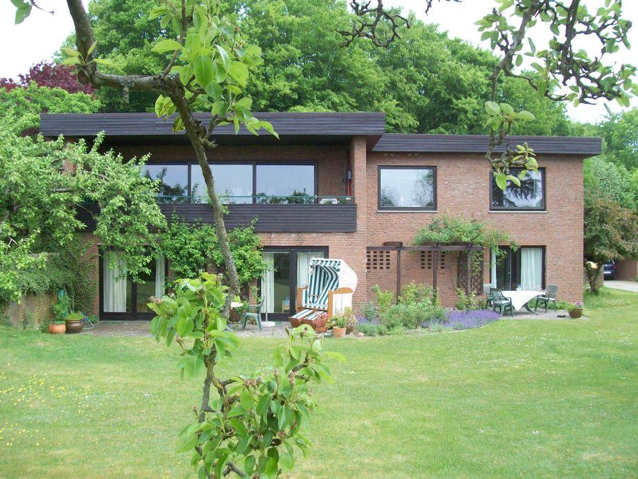 Haus an der Seekoppel / Südseite Garten