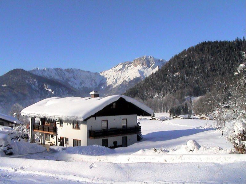 "Ferienwohnung Haus Bergblick Fewo 2 ""Untersberg"""
