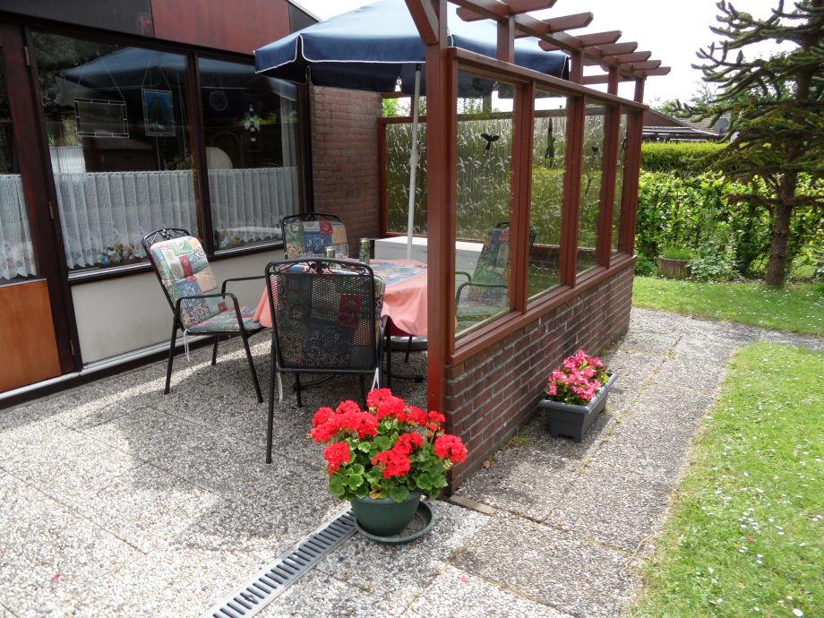 Terrasse,Windschutz, Garten