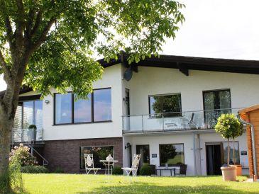 Ferienwohnung Bauerngarten im Haus Eifelblick