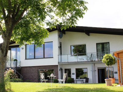 Bauerngarten im Haus Eifelblick