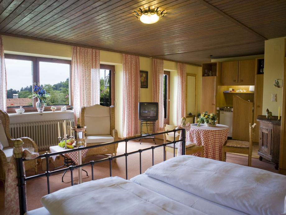 Ausstattung Rettenbacher Gästehaus