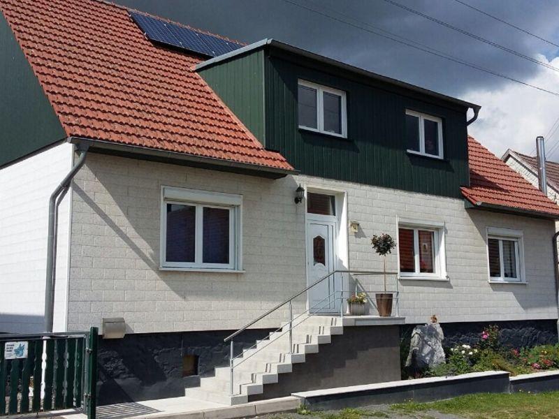 Holiday apartment Oberharz am Brocken, OT Stiege