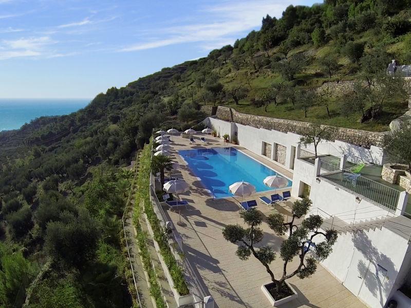 Ferienhaus Casa di Pietra (mit Pool/Meerblick)