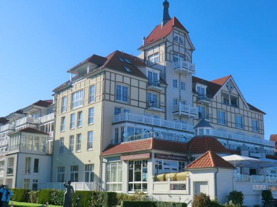 Ferienwohnung Haus Meeresblick Wohnung E26 Kühlungsborn