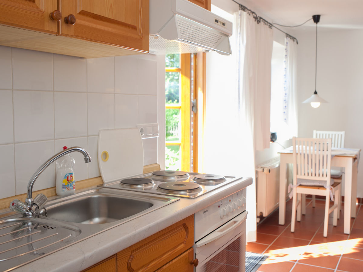 Ferienwohnung 2 im landhaus schaul ck steinberg angeln for Kuchenzeile landhaus