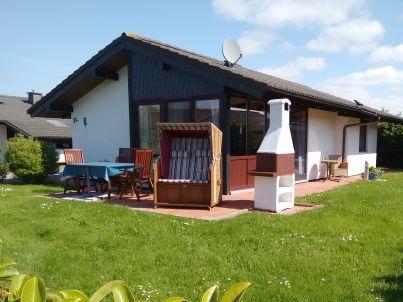 Ferienhaus J 4 mit Wintergarten und Ofen