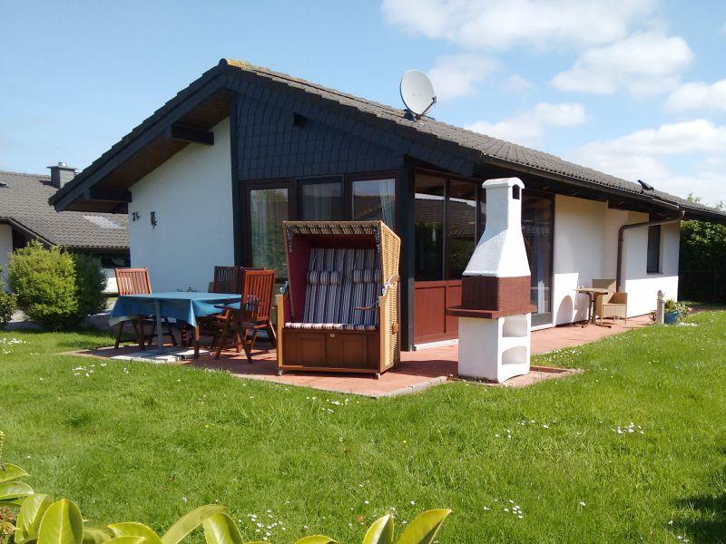 Ferienhaus Eul J4 mit Wintergarten und Ofen