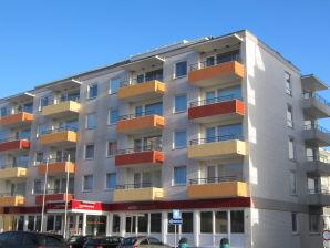 Ferienwohnung Haus Dünenburg mit Meerblick in Westerland