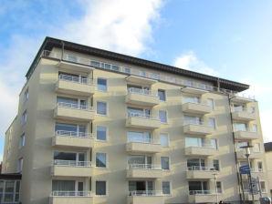 Ferienwohnung im Haus Sola Bona 42 mit Meerblick in Westerland auf Sylt