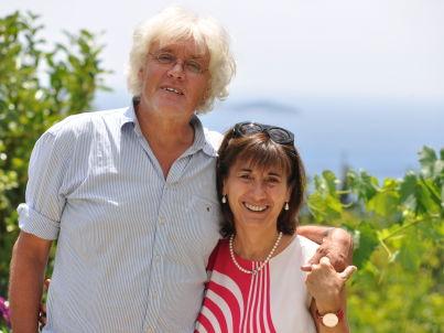 Ihr Gastgeber Werner und Daria Hartmann