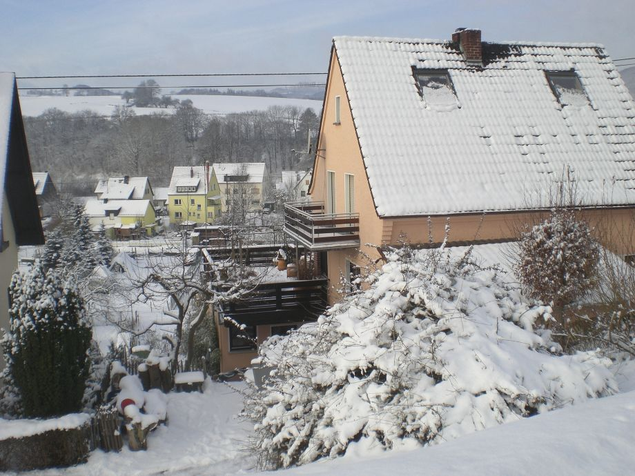 Roßbach im Winter