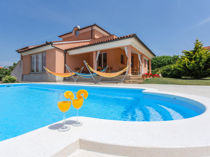 Holiday house Luxury villa Mirna with private pool in Medulin