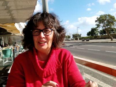 Your host Gudrun Zsembera