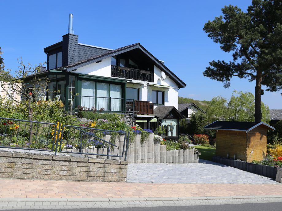 Ferienwohnung Schabbach mit Stellplatz