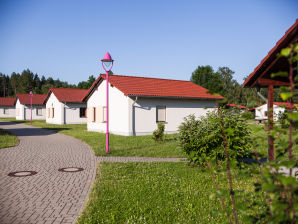 "Holiday house / Bungalow ""Deluxe"" at TRIXI-Park Zittauer Gebirge"