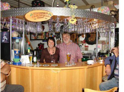 Ihr Gastgeber Marianne & Hartmuth Stelter